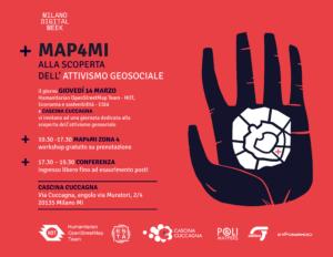 Map4Mi: alla scoperta dell'attivismo geosociale