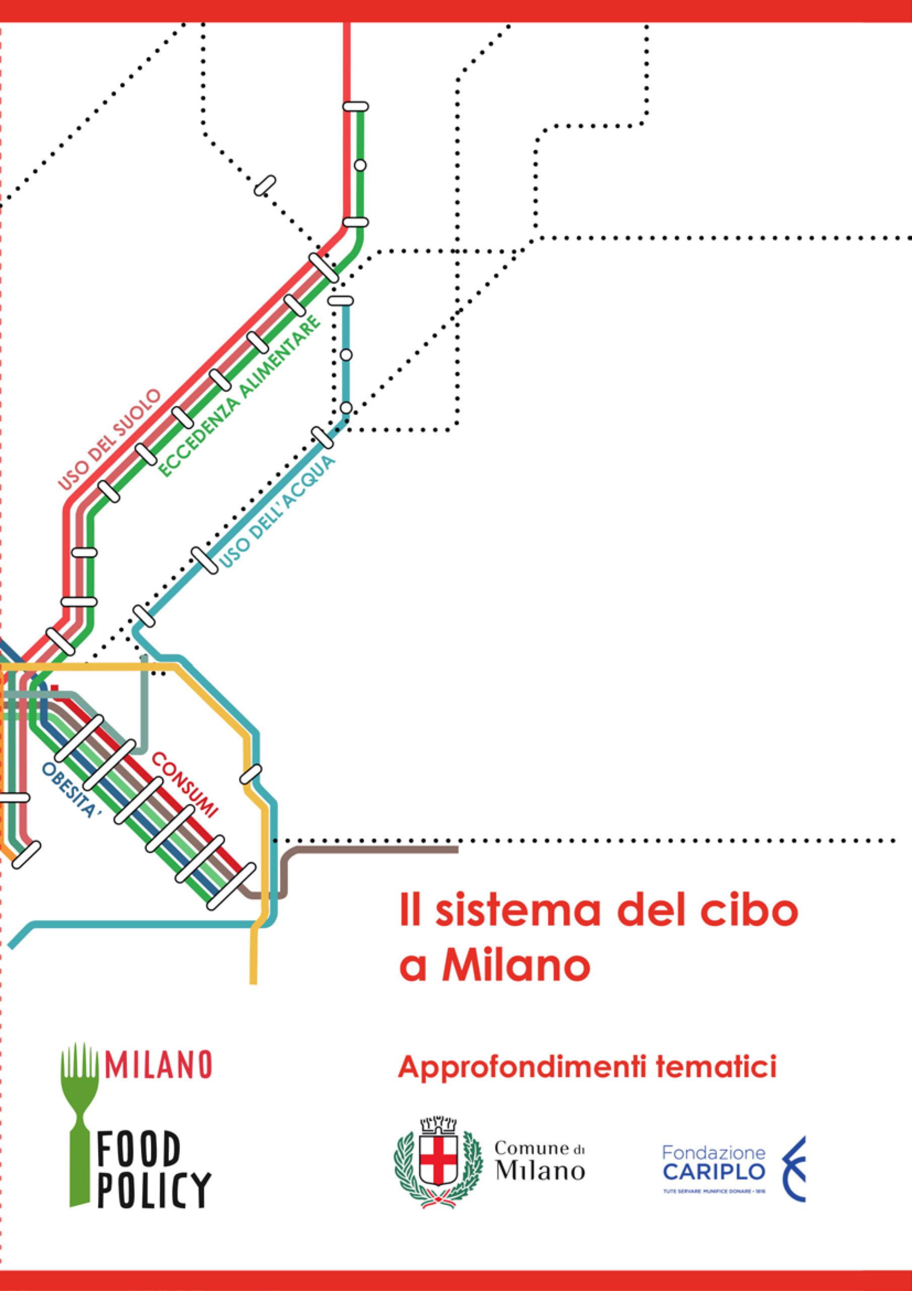 Il Sistema del Cibo a Milano - approfondimenti tematici-1